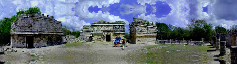 Old Chichen Itza